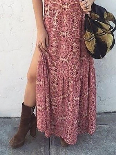 pink-shift-floral-printed-long-sleeve-holiday-maxi-dress