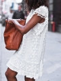 white-and-black-lace-details-round-neck-sleeveless-dresses