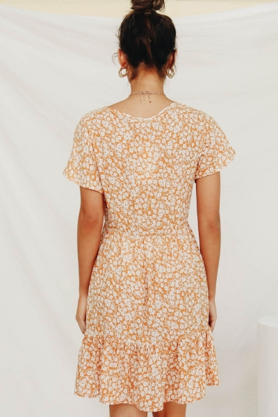 vice-versa-button-front-dress-yellow
