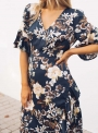short-sleeve-floral-print-maxi-dress