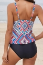 geometric-print-wide-strap-tankini-set